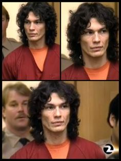 Richard Ramirez aka The Nightstalker.