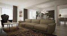 Penthouse din Bucuresti. Eleganta si rafinament intr-o locuinta din centrul Capitalei   Povestea Casei