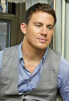 Channing Tatum....why is he so pretty....