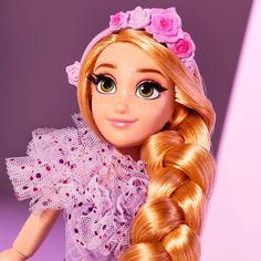 Disney Style Series: La nueva colección de muñecas de princesas Tangled Movie, Disney Tangled, Our Generation Dolls, Tulle Gown, Jojo Siwa, Princess Zelda, Disney Princess, Fashion Dolls, American Girl