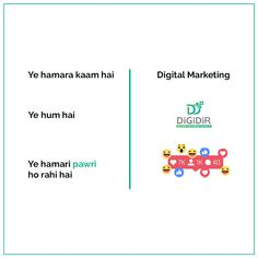 Hamari party to aise hi hoti hai. . . . . #digidir #pawrihoraihai #pawri #partyhorahihai #memes #agencylife #digitalmarketing #digitalmarketingagency #likeandshare #comment #socialmedia #digitalagency #seo #googleads #affiliatemarketing #influencer #influencermarketing #weknowhowtoparty #content #strategies #contentmarketing