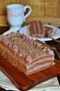 Gabriella kalandjai a konyhában :) Cake Cookies, Cupcake Cakes, Hungarian Recipes, No Bake Cake, Macarons, Vanilla Cake, Tart, Food And Drink, Cooking Recipes