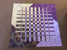 Beth Leaf's convergence quilt. Beth will be teaching this method at Covenant Pines Quilting Retreat Nov.5-8, 2015
