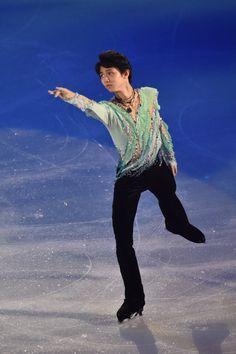 Yuzuru Hanyu Photos - 2015 Japan Figure Skating Championships - Day 4 - Zimbio