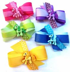 My Little Pony Horse  Dog hair bow grooming ribbon by CreateAlley, $5.99