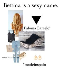 """""""""""Bettina is a sexy"""