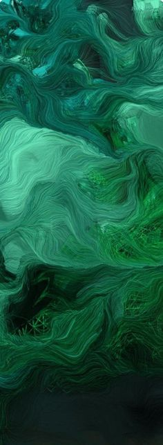 Malachite on the move