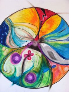 art therapy   Mandala magic   ART Therapy Projects