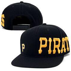 Pittsburgh Pirates Blindside Snapback Adjustable Cap - MLB.com Shop