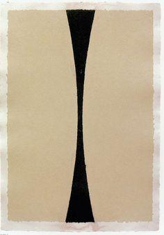 ellsworth kelly black and white Ellsworth Kelly, Hard Edge Painting, Action Painting, Abstract Expressionism, Abstract Art, Abstract Paintings, Sculpture, Jackson Pollock, White Art