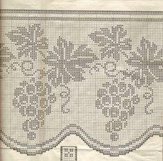 Gallery.ru / Фото #136 - Filet Crochet pour Point de Croix 2 - Mongia