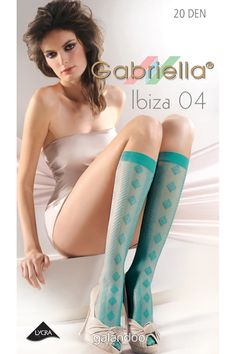 Ibiza IV Knee-Highs