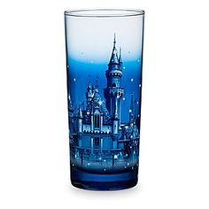 Sleeping Beauty Castle Glass - Disneyland Diamond Celebration | Disney StoreSleeping Beauty Castle Glass - Disneyland Diamond Celebration - Sip a magical reminder of your Disneyland Diamond Celebration dream vacation from this stardusted souvenir drinking glass with graded, tinted color and breathtaking Fantasyland castle art.