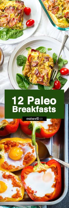 Here's how to wake up to a fabulously delicious paleo breakfast… Without eating the same boring meals every day. Scroll down and fuel up with any of these Paleo-approved (and some gluten-free…