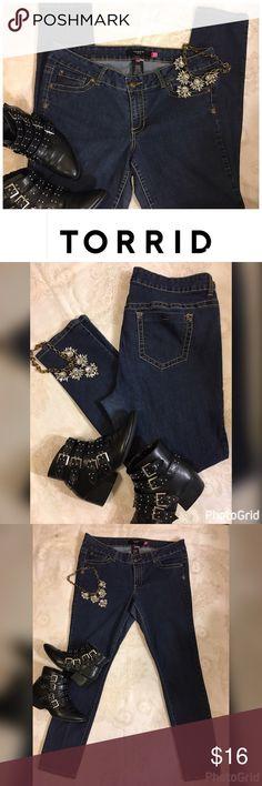 Torrid Skinny Jeans Size 18 R Length 31 Torrid Skinny Jeans Size 18 R Length 31 torrid Jeans Skinny
