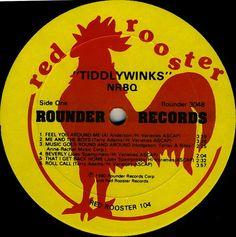 NRBQ - Tiddlywinks record 1980