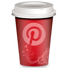 Pinterest to go. Pinned this here because it is an addiction, just like my coffee habit! LOL