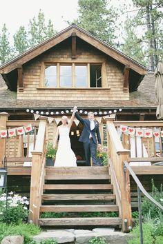 Lake Tahoe Wedding by One Love Photography and Summit Soirée via TahoeUnveiled.com