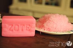 Cheaper AND Better! DIY Laundry Detergent