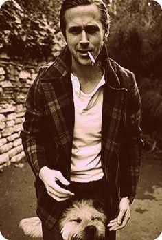 Ryan Gosling. Ryan Gosling. Ryan Gosling.
