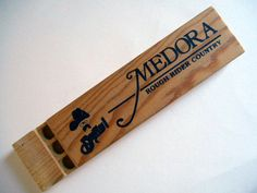Medora Rough Rider Country Wood Train Whistle