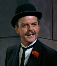 David Tomlinson, 1917 - 2000. 83; actor. autobiography Luckier Than Most; An Autobiography 1992.