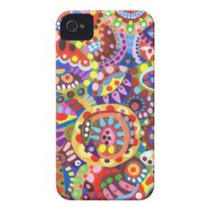 Colorful Funky iPhone 4 Case by Case-Mate