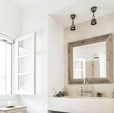 Spiegel Seawashed   Barefoot Living by Til Schweiger #interior #bathroom #deko