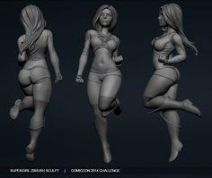 http://gotchamacallit.cgsociety.org/art/characters-zbrush-maya-supergirl-1337866