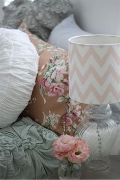 pillow & lampshade love