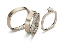 Weddings are big business for the jewellery trade, with the bridal segment proving pivotal for many brands, retailers and manufacturers. Brautring Sets, Gemstone Jewelry, Silver Jewelry, Stone Supplier, Latest Jewellery, News Online, Piano, Wedding Rings, Engagement Rings