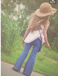 Flaired jeans ❤