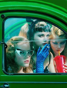 Photographer Miles Aldridge