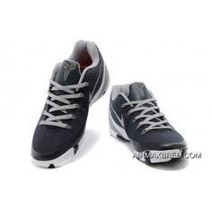 meet 68ced 29d87 Nike Kobe 9 Low Em Black White Grey For Mens Outlet