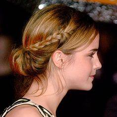 Ideas de Peinados Recogidos 2012