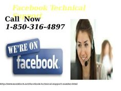 How My Issues get resolved by 1-850-316-4897 Facebook Technical Support? For getting the esteemed solutions from our Facebook Technical Support team, you need to call right now at our toll free number 1-850-316-4897 which is available 24x7. Here, we deliver the best assistance to the users who are facing various technical glitches regarding Facebook remotely as quickly as possible. For more Detail visit our site http://www.monktech.net/facebook-technical-support-number.html