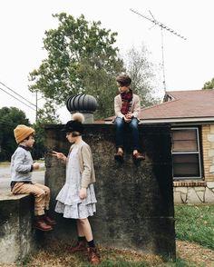 Pierre, feuille, ciseaux! by Hannah Carpenter | MilK - Le magazine de mode enfant