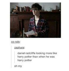 {Harry Potter} this legitimately annoys me