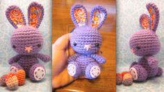 Spring Easter Bunny Rabbit Amigurumi Crochet Doll1 by Spudsstitches.deviantart.com on @deviantART