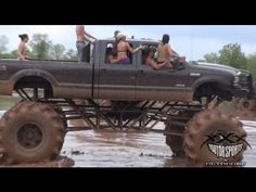 ▶ BADDEST RIGS IN THE SOUTH!! - YouTube playin in the mud