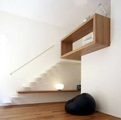Escalier d'intérieur design