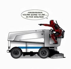 Find images and videos about funny, Marvel and deadpool on We Heart It - the app to get lost in what you love. Deadpool Und Spiderman, Deadpool Love, Deadpool Funny, Deadpool Quotes, Deadpool Stuff, Marvel Funny, Hulk Superhero, Deadpool Costume, Lady Deadpool
