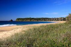 Blackhead Beach, childhood holiday spot