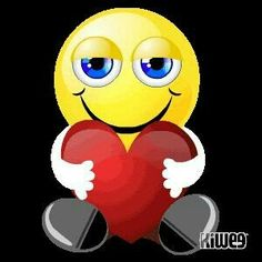 A big huggable squeeze . From my heart to yours Whatsapp Fun, Smiley Emoticon, Emoji Characters, Emoji Symbols, Emoji Faces, Smile Face, Funny Faces, Animated Gif, Animated Emoticons