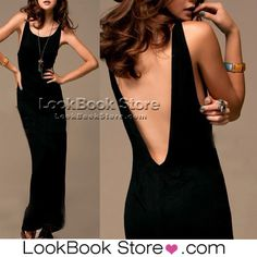 Sexy Fitted Bodice Deep V Cut Backless Sleeveless Panels Maxi Long Maxi Dress V Cuts, Fitted Bodice, Backless, Prom, Deep, Formal Dresses, Simple, Fitness, Ebay