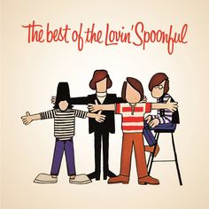The Lovin' Spoonful - The Best Of The Lovin' Spoonful on Limited Edition 180g LP