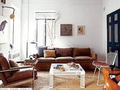 DESIGN BLAHG - A Snarky Design Blog - BLAHG - [NATE DAY] Nate Berkus's W. Village Apt Is My Apt's Bro