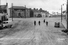 Ballyjamesduff, Co Cavan Irish Roots, Dublin Ireland, Old Photos, Street View, History, World, Places, Folklore, Castles