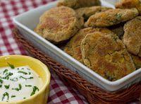 Cantinho Vegetariano: Nuggets de Grão-de-Bico e Legumes (vegana)