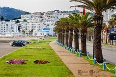 MOROCCO, M'diq - Tetouan by Abdel Maya, via Flickr